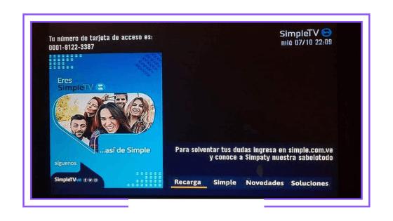 Venezuela: First conflict between Conatel and Simple TV, formerly DirecTV Venezuela