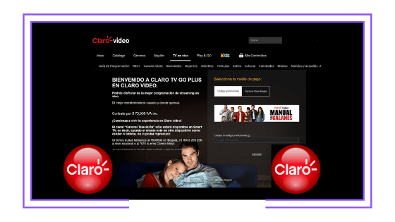 Latin America: Claro starts testing new OTT Pay TV service in several Latin American countries
