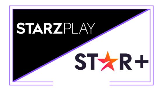 Latinoamérica: Starzplay demanda a Disney por la utilización de las marcas Star y Star+