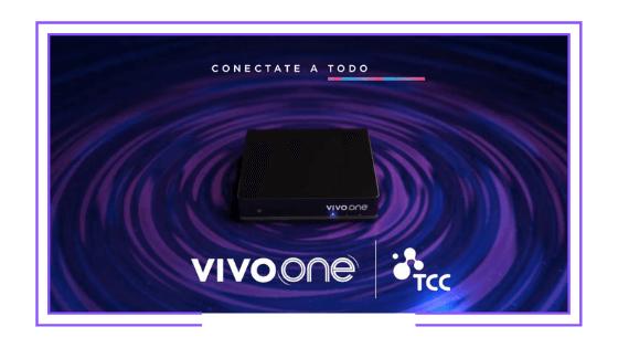 Uruguay: TCC lanzó Vivo One, su nuevo servicio de avanzada basado en Android TV