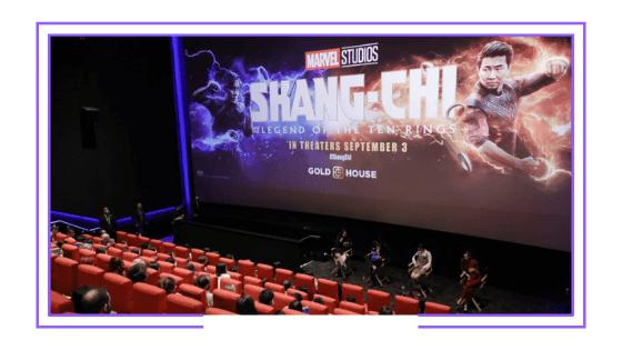 Global: Disney retoma estrategia de estrenar sus películas exclusivamente en los cines