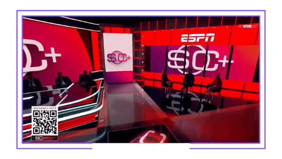 Latinoamérica: Disney estrenó SportsCenter+ en Star+ como un nuevo concepto en la forma de ver deportes en vivo